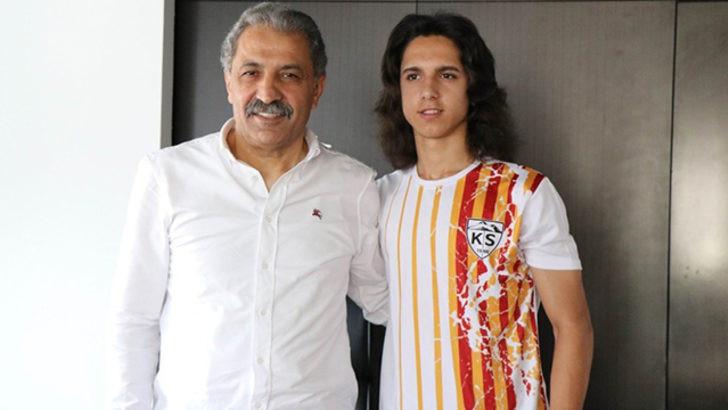 14 yaşındaki Türk gence PSG kancası !