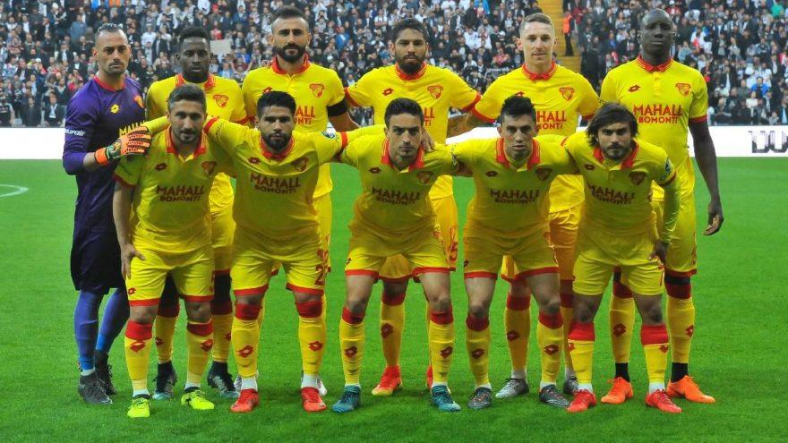 Göztepe'de 4 futbolcu ayrılmak istemiyor !