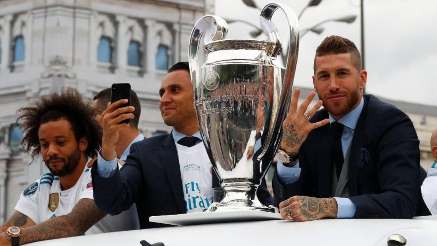 Ramos için imza kampanyası başlatıldı !
