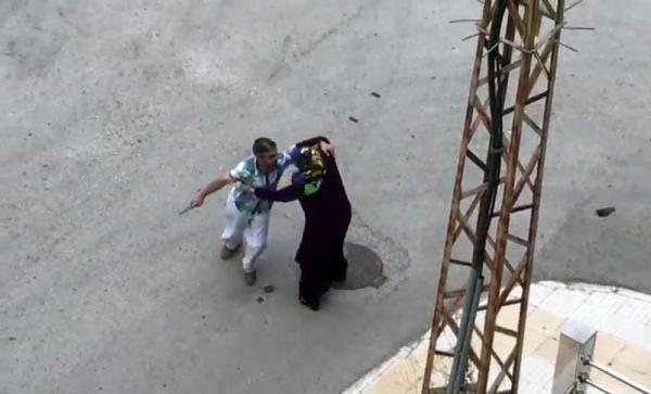 Kocası bırakıp kaçmıştı... O saldırganın cezası belli oldu
