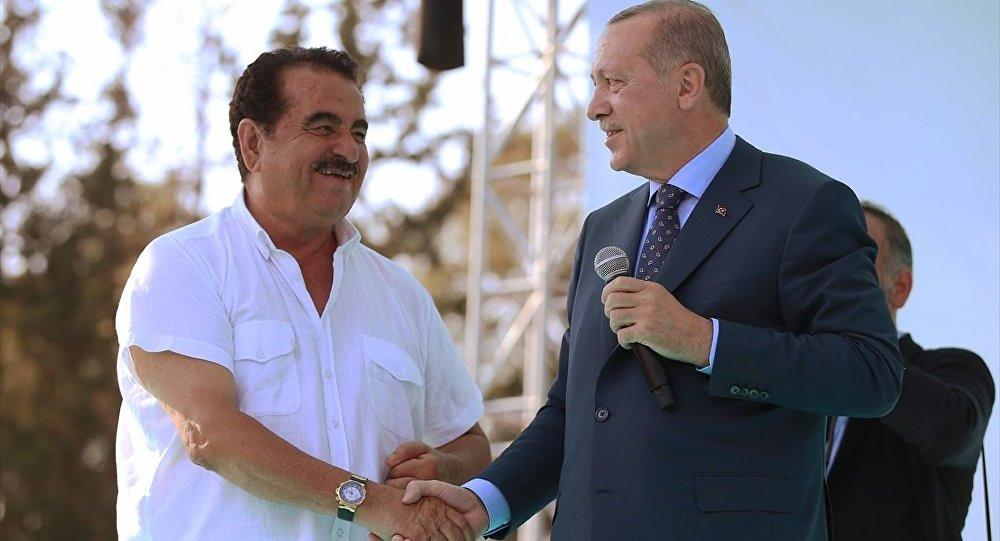 İbrahim Tatlıses: 'AK Parti'ye gönlümü verdim, kellemi de veririm