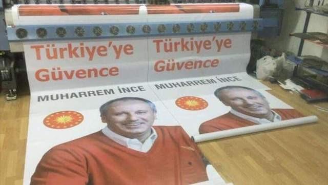 CHP'nin Cumhurbaşkanı adayı sızdı: Muharrem İnce