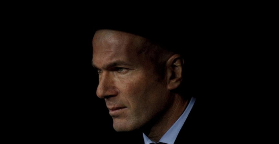 Real Madrid'de Zidane depremi !