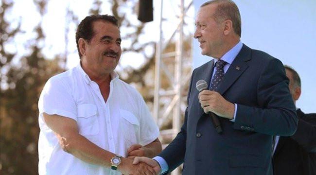 AK Parti'den aday adayı olan İbrahim Tatlıses İzmirlileri kızdıracak