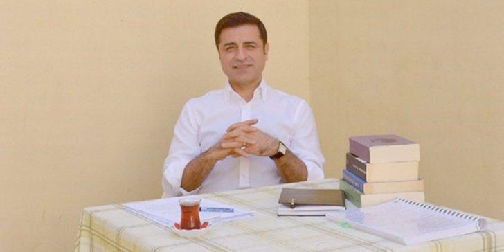 HDP'nin adayı Demirtaş'tan dikkat çeken mesajlar