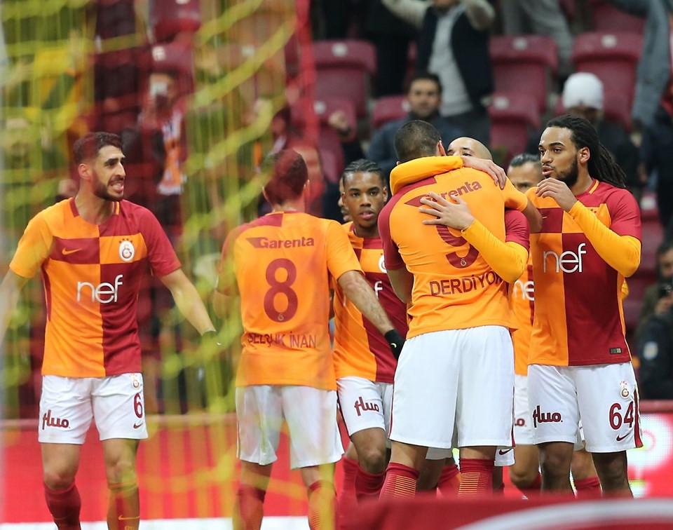 İşte Süper Lig'de kalan maçlar ve puan durumu !