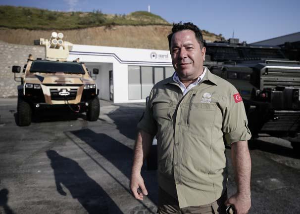 İşte Türkiye'nin yeni zırhlı aracı: Yörük