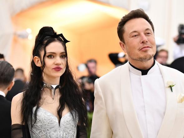 Elon Musk sürpriz aşkıyla görüntülendi