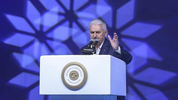 Başbakan Yıldırım UBER'le ilgili çarpıcı rakamı açıkladı