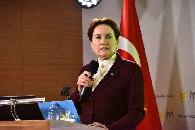 Akşener, kendisini Gülen ile görüştüren MHP'li ismi açıkladı
