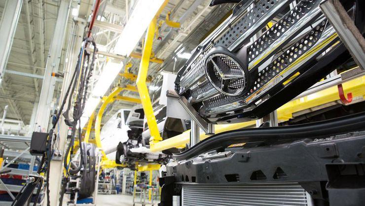 Mercedes 774 bin aracı geri çağırıyor