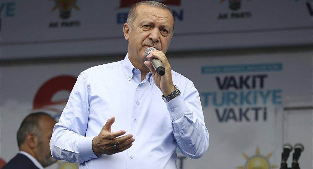 Erdoğan'dan Kılıçdaroğlu ve İnce'ye sert mesaj