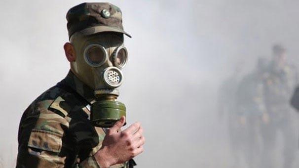 Suriye'ye kimyasal silah o ülkeden yollanmış !