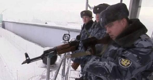 Rusya'nın en korkunç yeri...