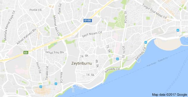 İstanbul'da hangi ilçe, hangi takımı tutuyor ?