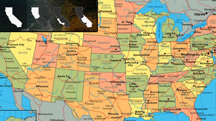 O ülke bölünüyor ! İşte harita...