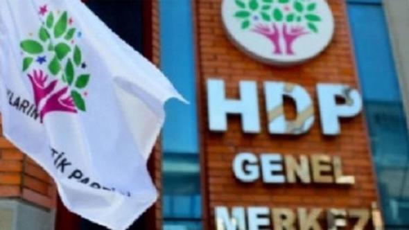 HDP'den AK Parti ve MHP'ye ret