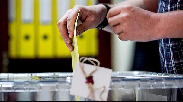 Seçimlerde sandık başında büyük şok: Her 4 seçmenden sadece 1'i...