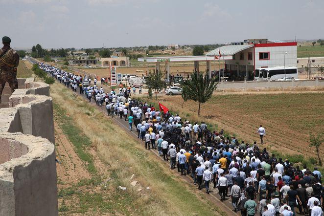 Şanlıurfa'da Mehmet Şah Yıldız'ın cenazesi toprağa verildi