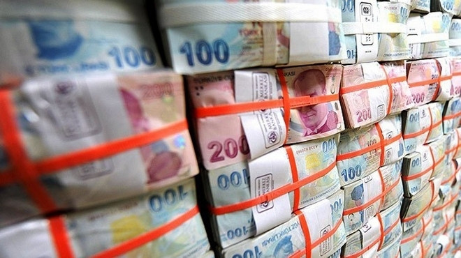 Bütçe 20,5 milyar TL açık verdi