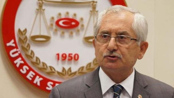 YSK Başkanı Güven'den oy açıklaması