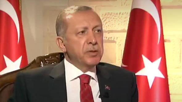 Erdoğan'dan koalisyona yeşil ışık