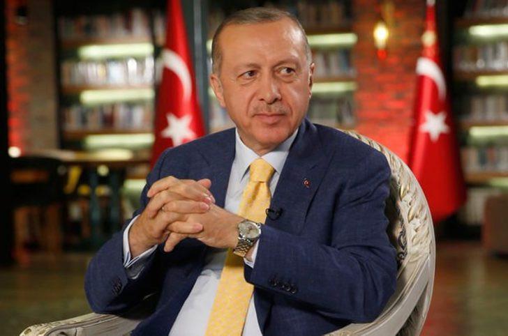 Erdoğan canlı yayında açıkladı: ''20 bin daha alacağız''