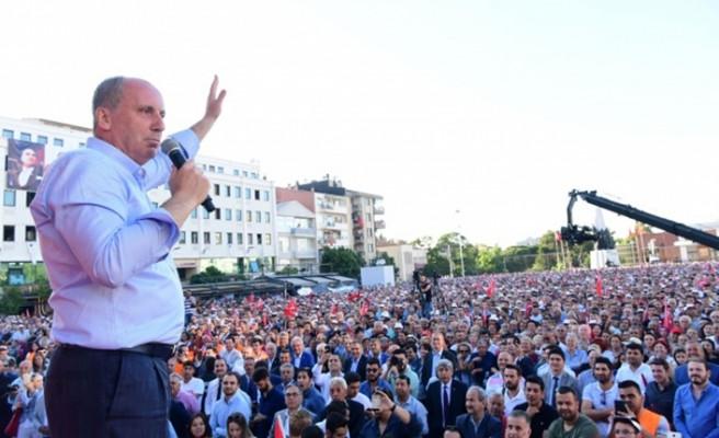 Muharrem İnce'den polise küfür iddiasına Bilal Erdoğan'lı yanıt