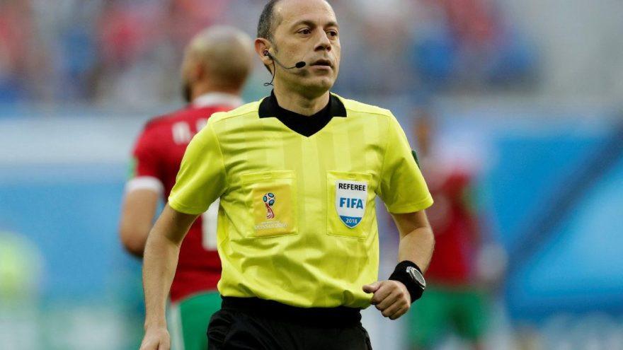 Cüneyt Çakır'a Dünya Kupası'nda dev görev !