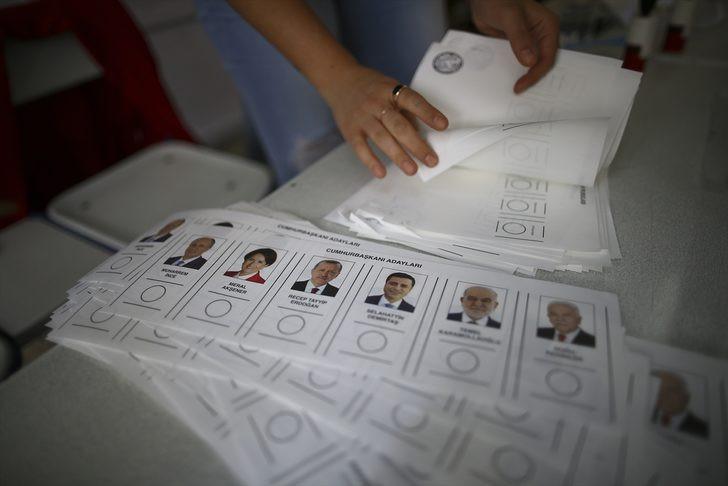 Demirtaş'ın sandığından Erdoğan'a oy çıkmadı !