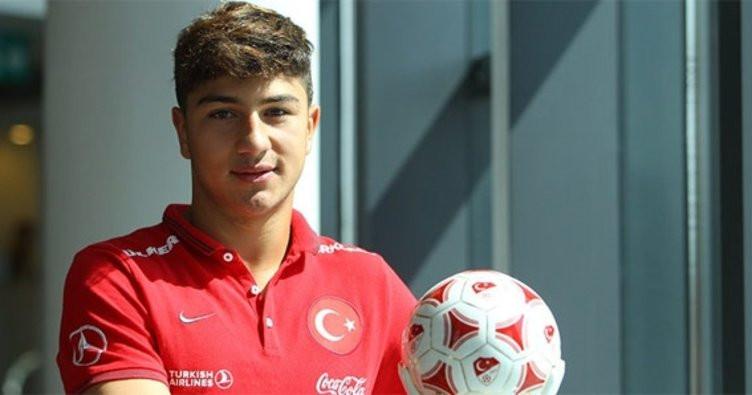 Beşiktaş'a 19'luk yıldız !