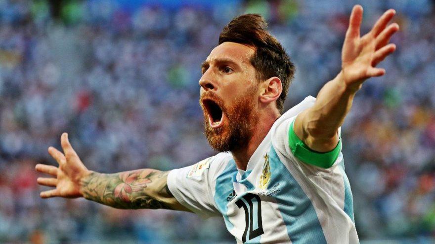 Messi: Tanrının bizimle olduğunu biliyordum