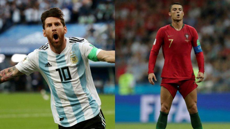 Dünya Kupası'nda müthiş ihtimal ! Ronaldo - Messi...