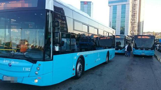 Yaşlılar İstanbul'da Özel Halk Otobüsü'ne neden alınmıyor ?