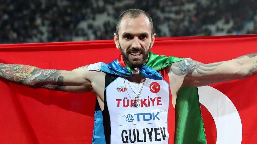 Ramil Guliyev'den tarihi rekor !