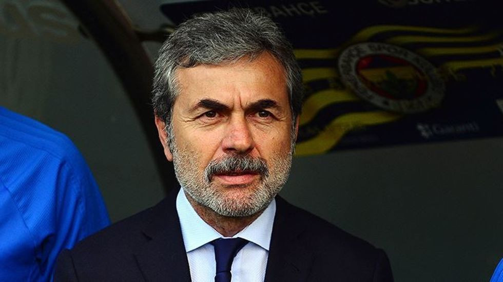 Fenerbahçe'de Aykut Kocaman bombası !