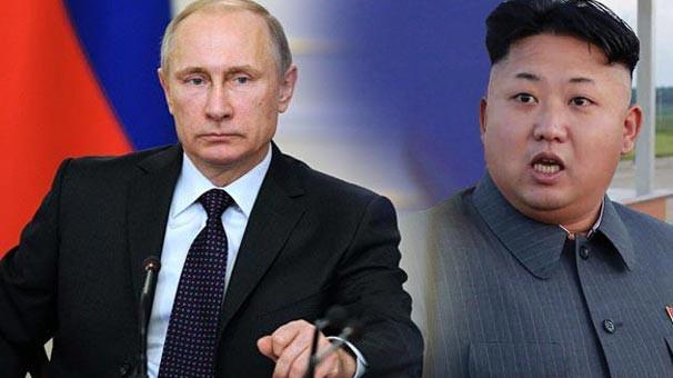 ABD çok kızacak ! Rusya ile Kuzey Kore yakınlaşması...