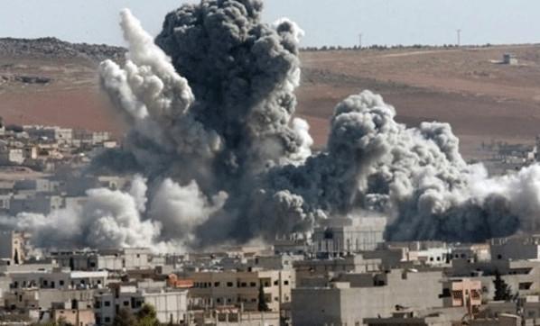 ABD, İngiltere ve Fransa yüzlerce sivili katletti !