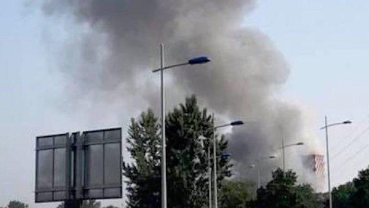 Fransa'da büyük patlama: Çok sayıda yaralı var