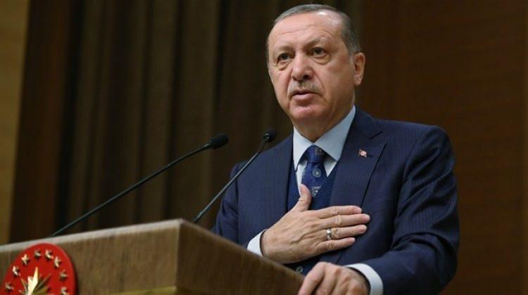 Cumhurbaşkanı Erdoğan'da gurbetçilere çağrı