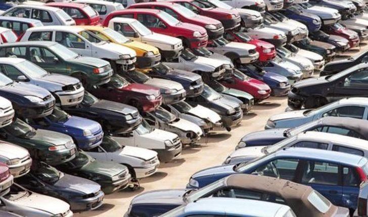 Hurda araç teşviki başlıyor: Araç başına 10 bin TL !