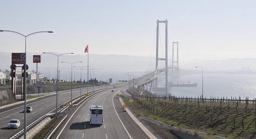 Osmangazi Köprüsü'nde çifte geçiş ücreti iddiası