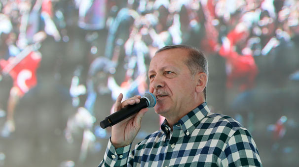 Erdoğan'dan büyük hata; o olayı tam tersi olarak anlattı
