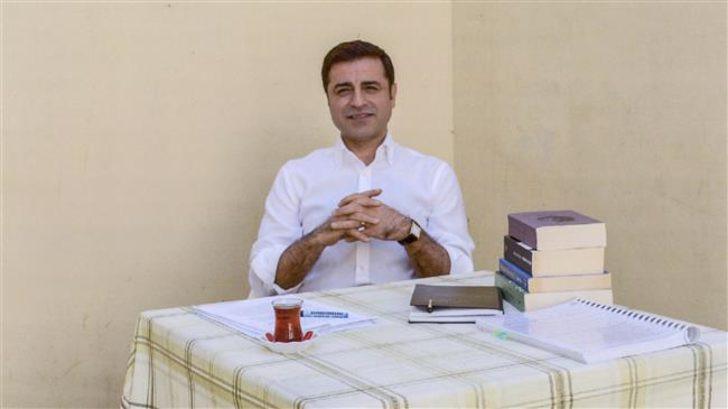 Selahattin Demirtaş'ın tahliyesi için ilginç iddia !