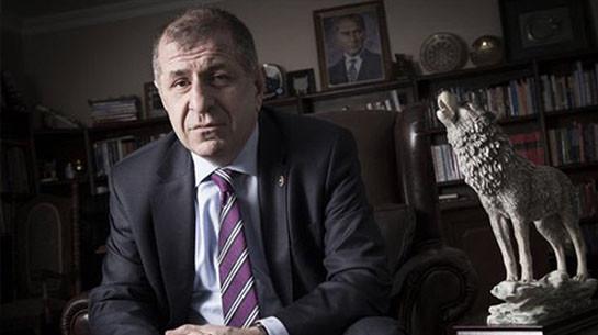 İyi Partili Prof. Dr. Ümit Özdağ Türk Ocakları'ndan istifa etti