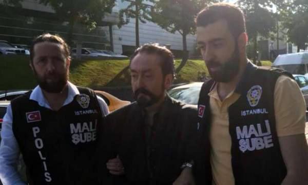 Adnan Oktar'dan gözaltı öncesi ilk açıklama
