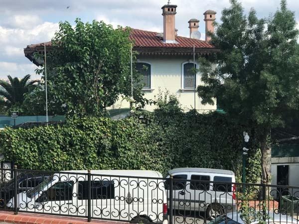 Adnan Oktar bu evde gözaltına alındı
