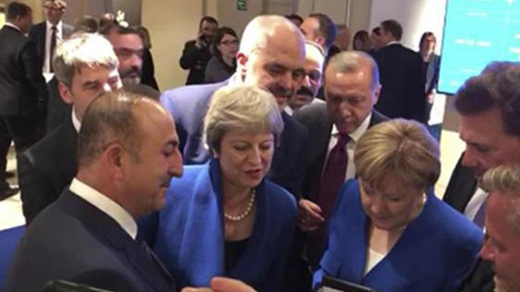 Liderler Dünya Kupası yarı finalini böyle izledi