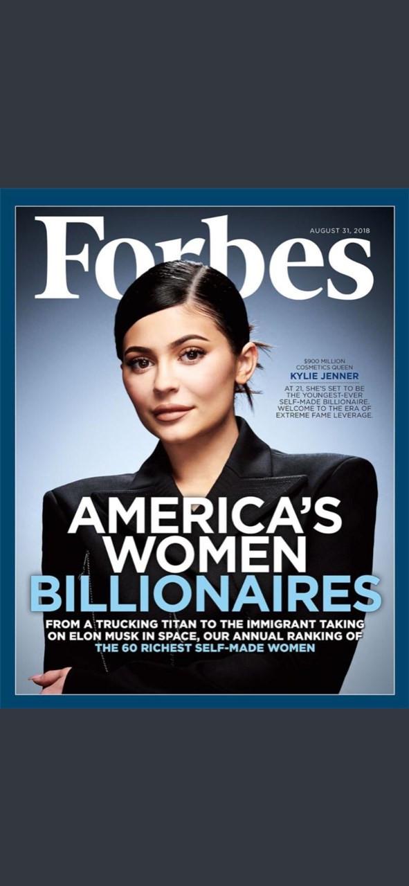 21 yaşında Forbes'e kapak oldu ! İşte kendi servetini yaratan kadınlar