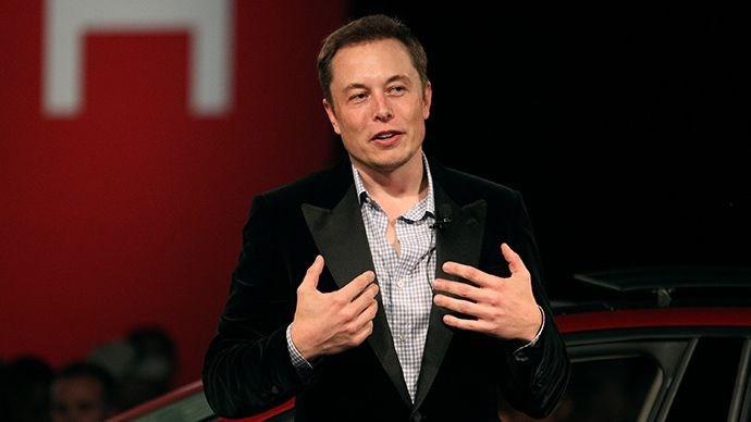 Elon Musk'tan bir proje daha